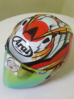 1506***TSR Convert ARAI NAKAGAMI CONVERT ARAI Helmet For Sale 😁😁Thanks To All My Buyer Support 🐇🐇 Yamaha, Honda, Suzuki