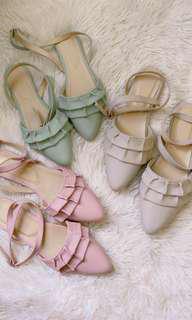 Trendy Sandals / Mules