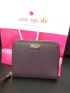 Kate Spade Wallet (Plum)