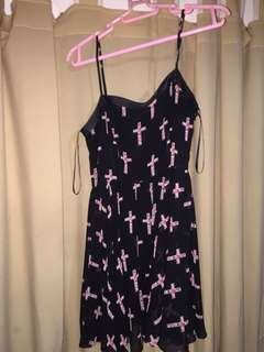 Corset type dress