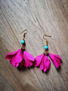 BRAND NEW AND LOCALLY HANDMADE EARRINGS