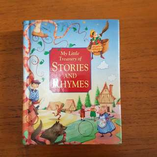 Books of Stories and Rhymes