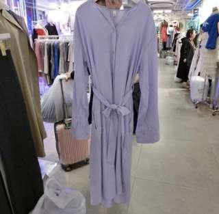 🚚 🌿正韓襯衫洋裝