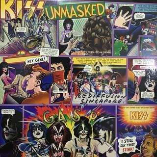 English vinyl record Lp