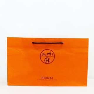 Paperbag hermes