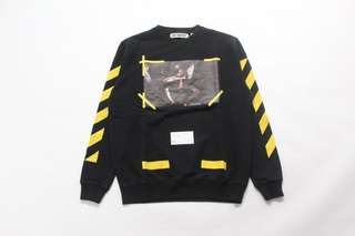 Off-White Opere Crewneck