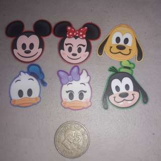 Mickey and Friends Stickers