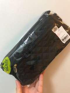 泰國蝴蝶袋 NaRaYa - crossbody bag in black