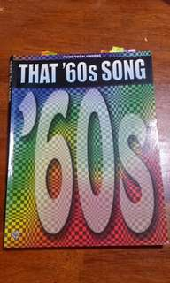 That 60's song book