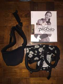 Piccolo Hip Seat Carrier