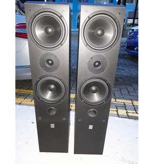 ALR4 Jorden floorstage speaker made in Germany guitar, hifi, preamp, speaker, amplifer, cd player, dac, turntable, headphone, audiophile tube