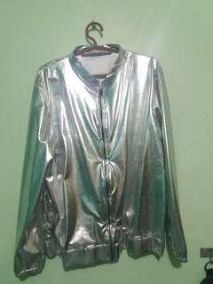 Metallic Jacket customized