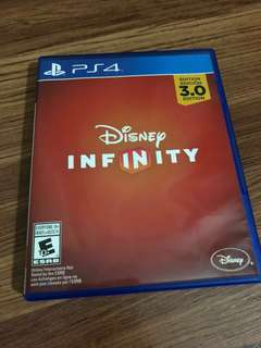 Disney infinity game (ps4) *markdown price*