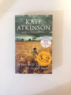 Kate Atkinson - When Will There Be Good News?