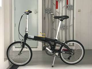 Foldable Bicycle Tern Link C7
