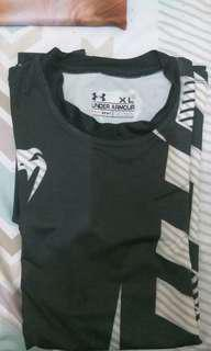 Kaos Compression Ketat Venum Not Ori