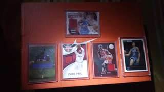 NBA collecting/ Trading Cards