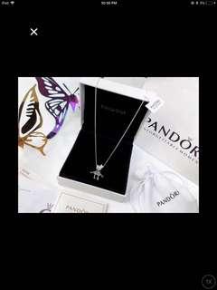 Pandora necklace &pendant