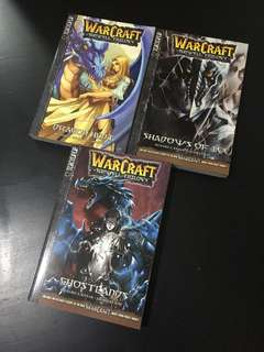 World of Warcraft Sunwell Trilogy (Complete Set)