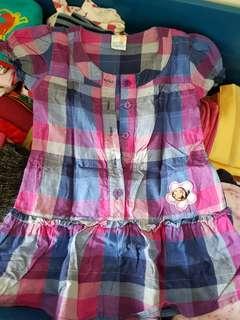 Popeye girl dress
