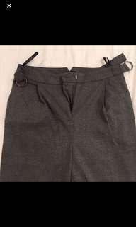Topshop high waist trousers