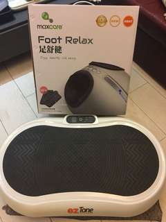 EzTone exercise and Foot Massager - moving sales