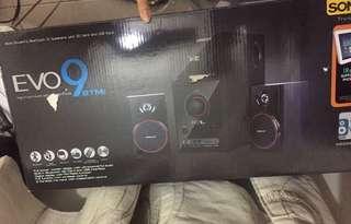 Evo 9 speaker