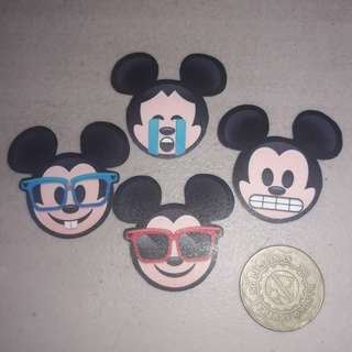 Mickey Sticker Set