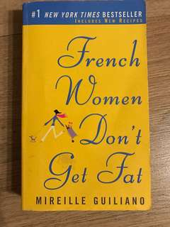 french women dont get fat