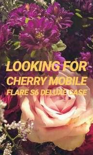 Cherry Mobile S6 Deluxe Case