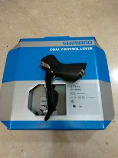 Shimano 105 shifter - left side only