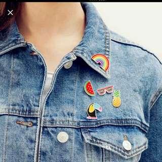 Fashion Pins