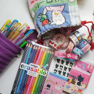 Kids Stationary bundle