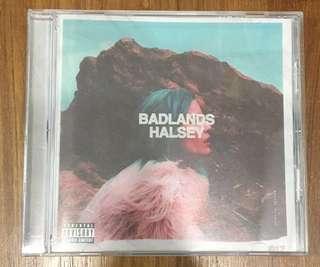 Badlands album by Halsey