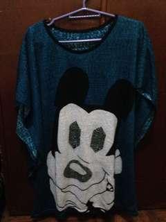 Loose Mickey Blouse
