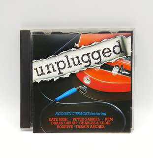 Unplugged Acoustic Tracks CD