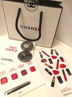 Chanel coco game centre set