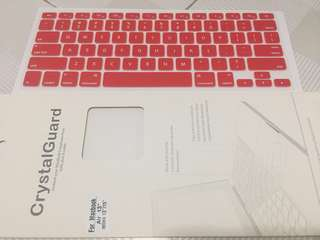 (4 colors available)Macbook Keyboard Protector 13/15""