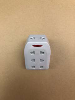 Multi Plug Adaptor (4 way / 2 pins)