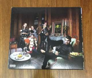 DNCE album paperback by DNCE