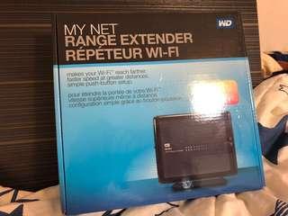 WD Wifi Extender (火牛兩腳)