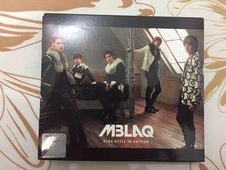 MBLAQ Album