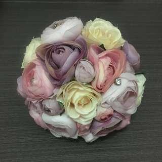 新娘伴娘花球