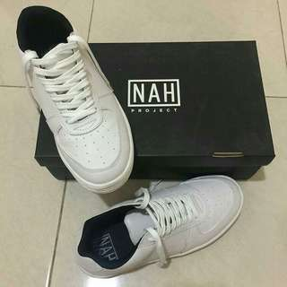 White Sneakers by NAH Project