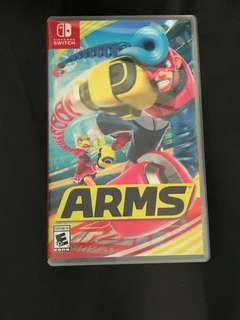 Nintendo Switch: ARMS