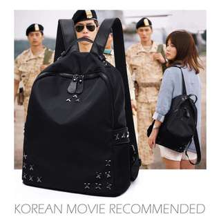 Korean Fashion Women Backpack