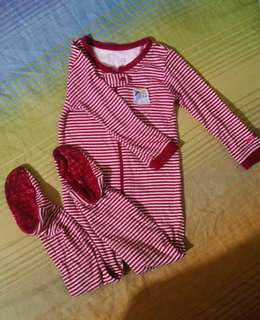 FREE SHIPPING! PLACE sleepsuit