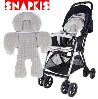 Snapkis 3D Body Support Cushion for Stroller