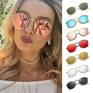 Summer cat eye Sunglasses / kacamata import