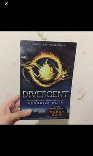 Divergent - Veronica Roth (in English)